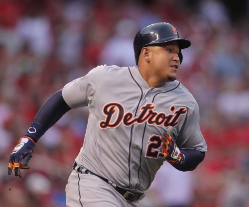 Detroit Tigers place Cabrera on DL with strained calf
