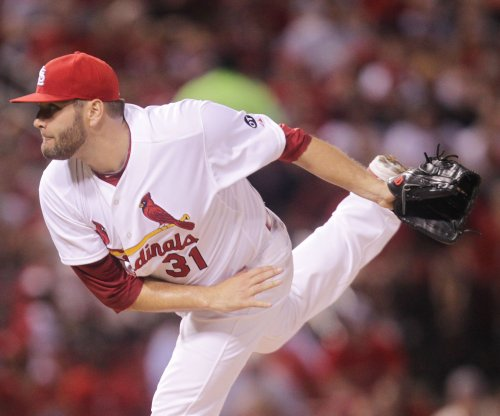 Cardinals RHP Lance Lynn has Tommy John surgery