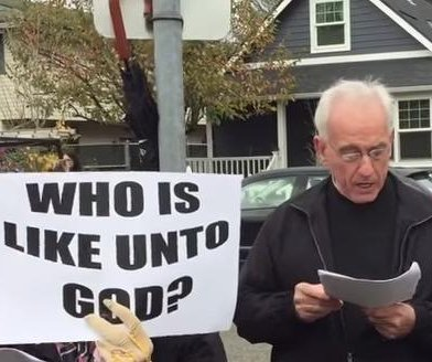 Parents, religious groups protest Portland, Ore., After School Satan Club