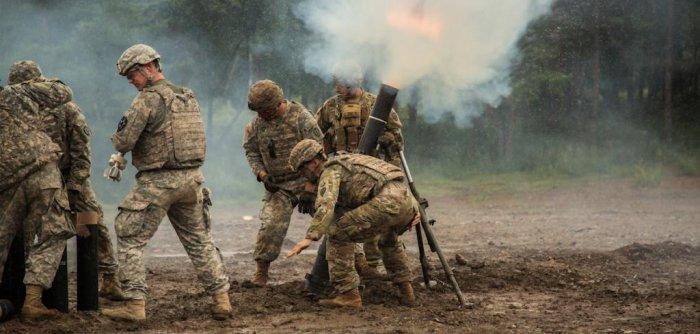 Mortar Fire Control System : Elbit supplying mortar fire control units to u s army