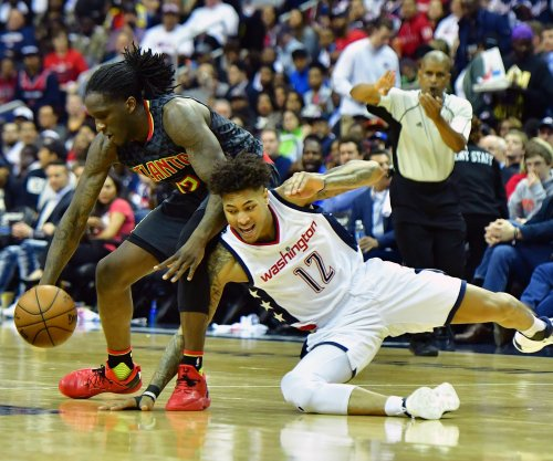 Washington Wizards F Kelly Oubre Jr. fined $25,000 for kicking ball into stands