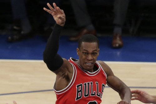 Rajon Rondo out, Isaiah Canaan to start at point for Chicago Bulls in Game 5