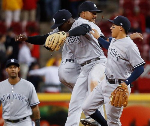 Bleary-eyed New York Yankees beat Cincinnati for 6th straight win