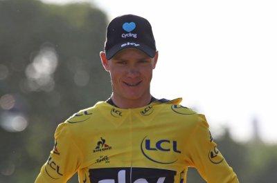 Tour de France: Chris Froome regains yellow jersey