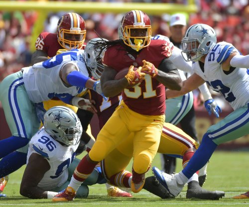 Indianapolis Colts claim RB Matt Jones off waivers from Washington Redskins