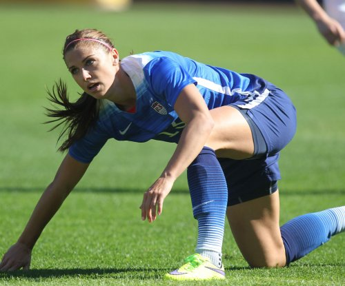 Alex Morgan: Reports say USWNT star kicked out of Disney World