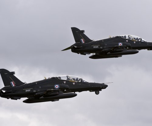 British-built Hawk training jets to be maintained by BAE
