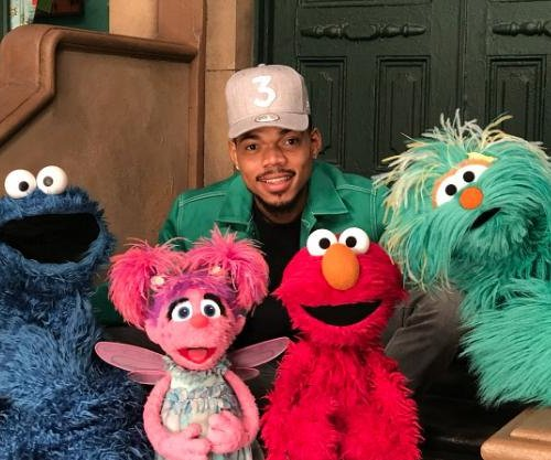 Chance the Rapper teases appearance on 'Sesame Street'