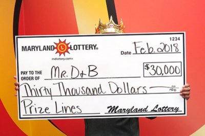 Lottery ticket rejected by fellow shopper wins man $30,000