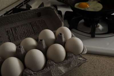 One egg per day is heart-healthy, study says