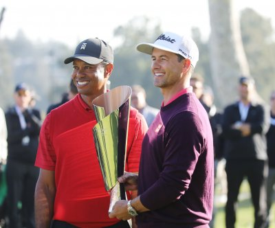 Genesis Invitational: Adam Scott wins, Tiger Woods finishes last