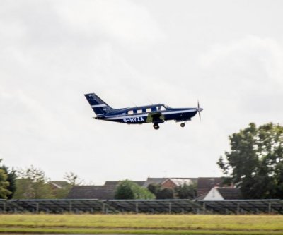 Aviation company says it flew aircraft with hydrogen fuel cell