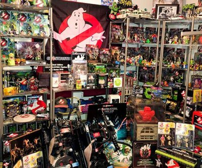 Ohio man's 'Ghostbusters' collection earns Guinness record