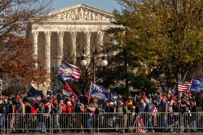 Republicans ask Supreme Court to block Biden's Pennsylvania win