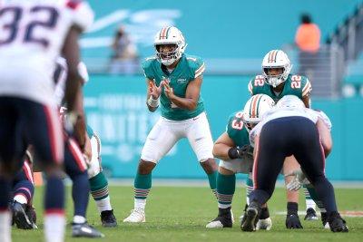 Tua Tagovailoa says he's Dolphins franchise QB, but needs 'jump'