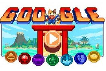 Google announces 'Doodle Champion Island Games'