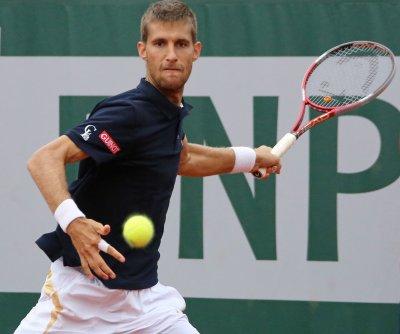 Martin Klizan heads to ATP second round in Stuttgart
