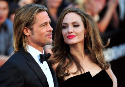 Brad and Angelina confirm engagement