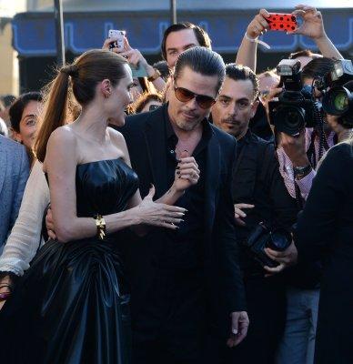 Brad Pitt addresses red carpet attack