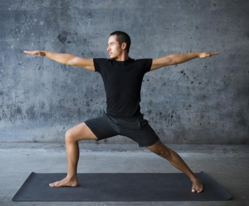 Yoga targeted for men exists, it's called Broga