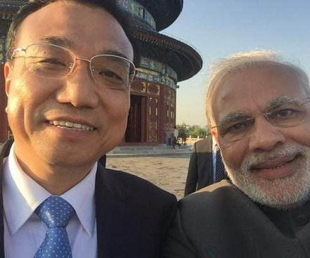 Modi-Li selfie could be one for the history books