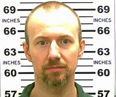 Prison escapee David Sweat returned to maximum security prison