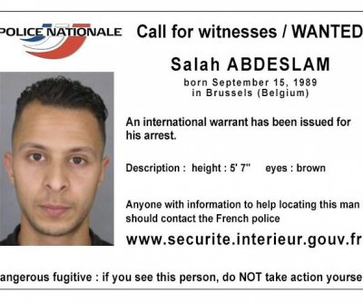 Report: Islamic State Paris attack suspect Salah Abdeslam probably in Syria