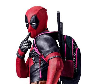 Ryan Reynolds shows off assets in latest 'Deadpool' movie poster