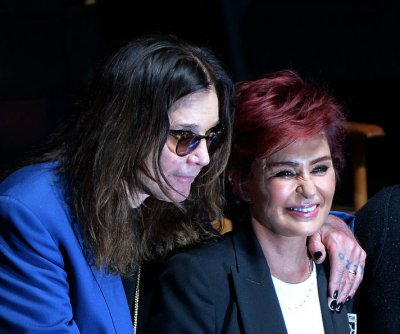Ozzy Osbourne: Marriage to Sharon is 'back on track'