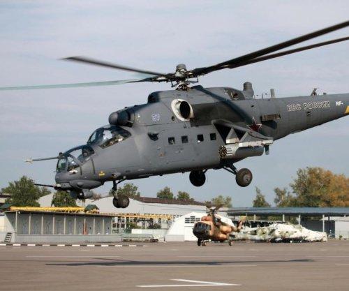 Kazakhstan orders Russian Mi-35M helicopters
