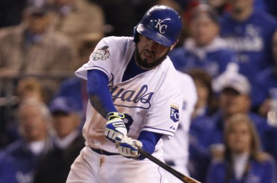 Kansas City Royals halt Houston Astros' 11-game win streak
