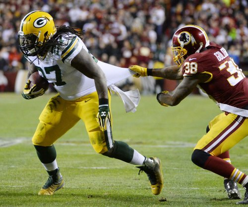 Eddie Lacy collects another weigh-in bonus from Seattle Seahawks