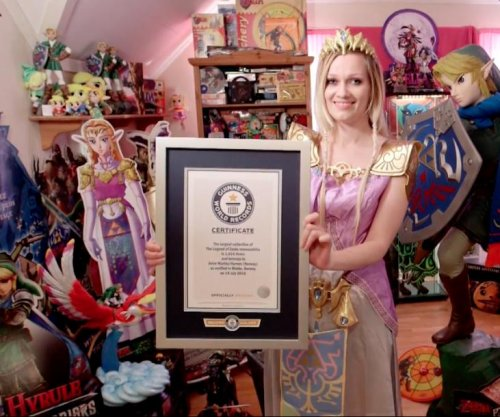 Norway woman has world's largest collection of 'Zelda' memorabilia