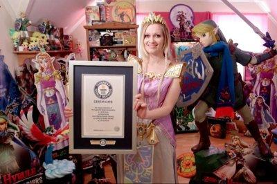 Norway woman has world's largest collection of 'Zelda' memorabilia