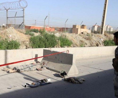11 dead after militants attack Afghan interior ministry
