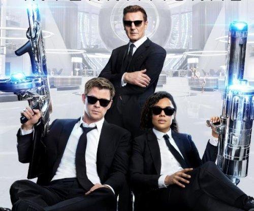 Chris Hemsworth, Tessa Thompson team up in 'Men in Black' trailer