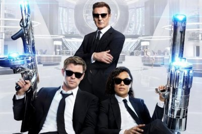 Chris Hemsworth, Tessa Thompson team up in 'Men in Black' trailer
