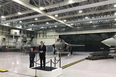 Britain declares its F-35B fighters ready for combat