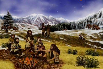 Neanderthals mostly ate meat, study confirms