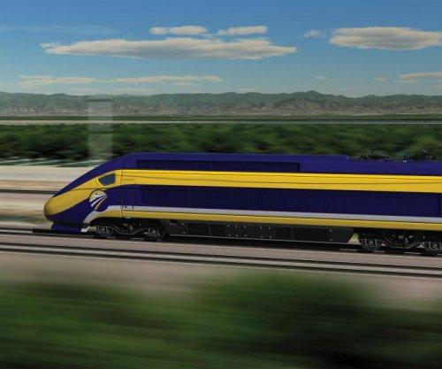 California sues Trump administration to return high-speed rail funding