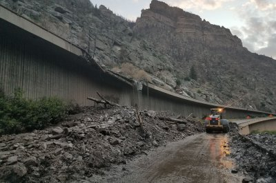 108 evacuated from Denver-area due to mudslides, heavy rain