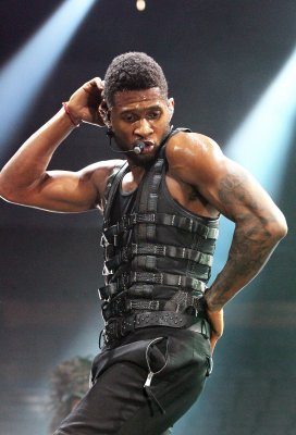 Garner, Usher head to 'Sesame Street'