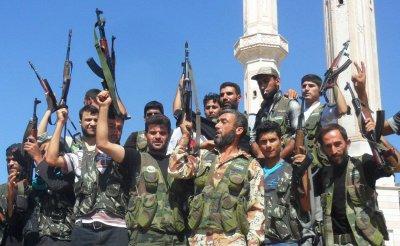 Fierce battle reported in key Syrian city