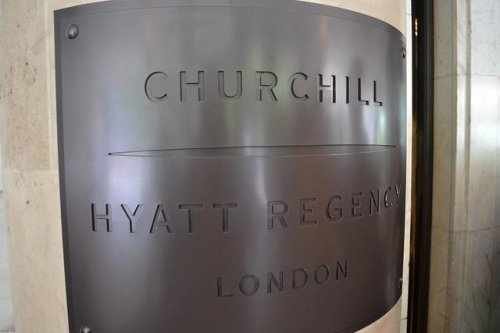 Gas explosion at London Hyatt injures 14