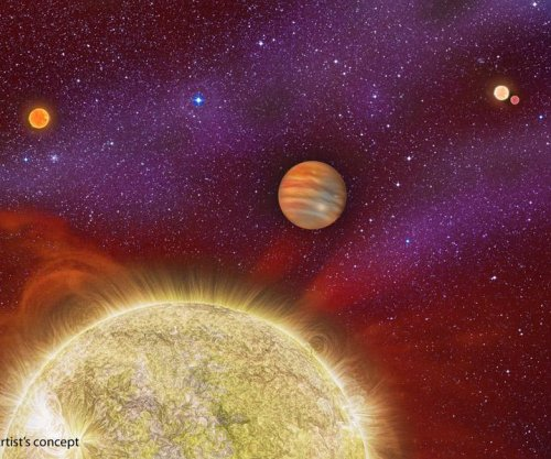 Astronomers discover exoplanet in quadruple star system