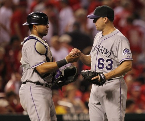 Colorado Rockies add Betancourt to 40-man roster