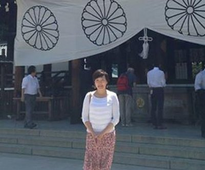 Japan prime minister's wife visits controversial war shrine