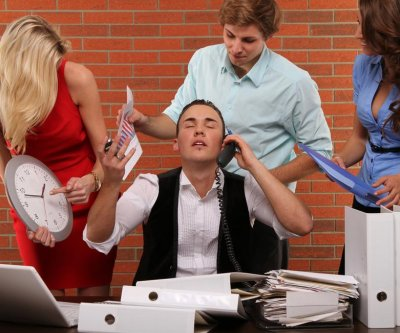 Study: Stress at work as bad as secondhand smoke