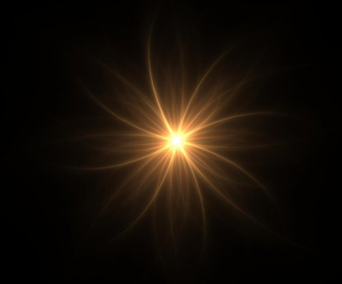 Human eyes can detect the smallest units of light