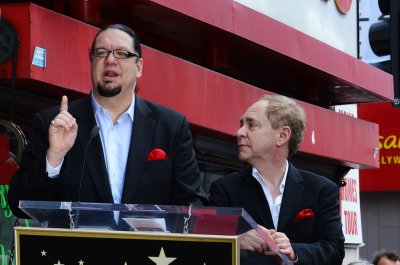 Illusionist Penn Jillette lost 100 pounds on 'potato diet'